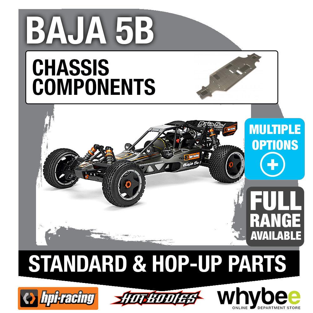 HPI BAJA 5B CHASSIS [ Componenti ] Genuine HPI RACING R / C STANDARD / HOP-UP parti