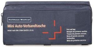 Verbandtasche-Auto-DIN-13164-22-x-8-5-x-8-cm-blau-Erste-Hilfe-KFZ-5243