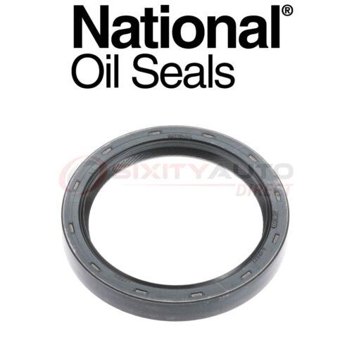 np National Crankshaft Seal for 1983-1986 Nissan 720 2.0L 2.2L 2.4L 2.5L L4