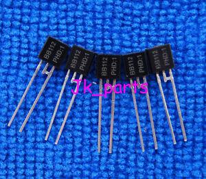 5pcs BB112 Original Variable Capacitance Diodes TO-92