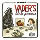 Vader's Little Princess by Jeffrey Brown (2013, Hardcover)