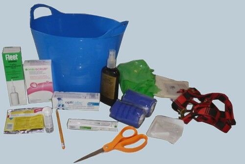 Kit de caballo parir integral para broodmare Potro