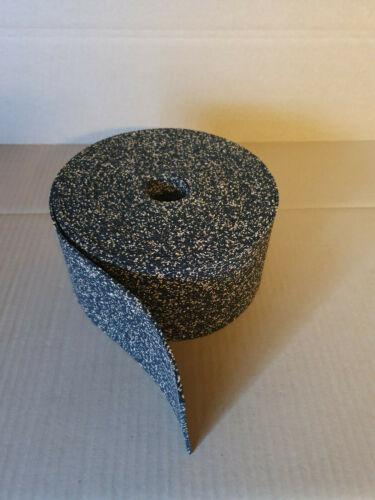 Trittschalldämmung Gummi-Kork Dicke 3 mm Streifen 10 m x 120 mm