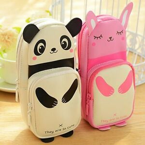 Storage-Cosmetic-Cute-Cartoon-Makeup-Travel-Pencil-Case-Pen-Bag-Stationery
