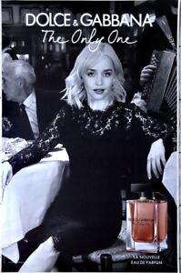 Détails Cm Parfum Clarke120x175 Dolceamp; Affiche Publicitaire Sur Gabbanaemilia xBeCoWrd