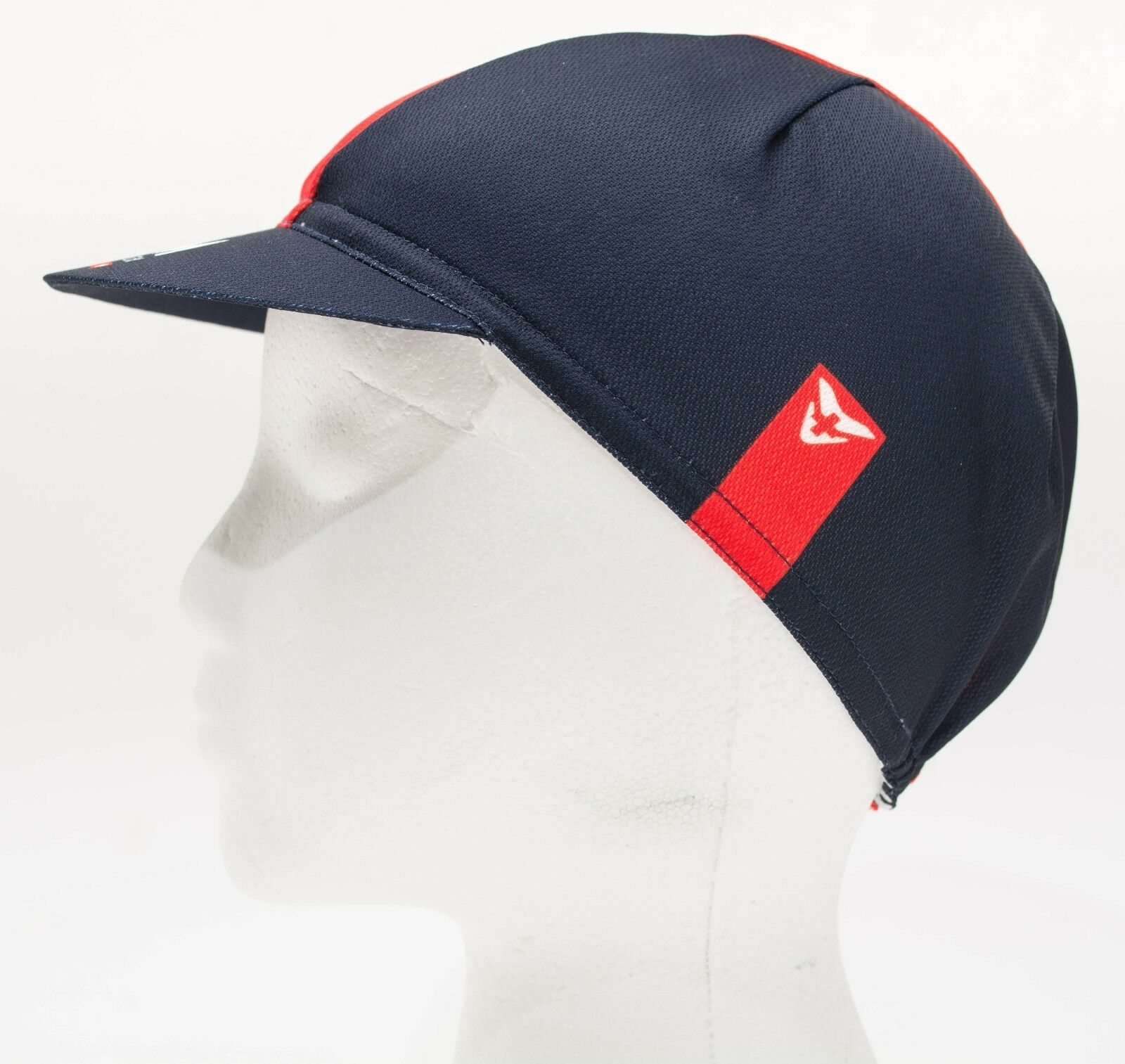 Cuore Adult Moisture Wick Road Cycling Cap One Size Team IAM Pro Cycling Blue