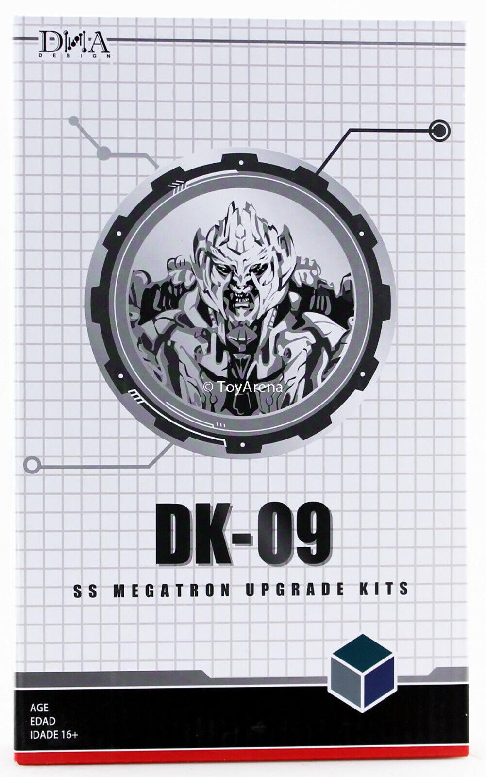DNA Designs DK-09 Upgrade Kit for Studio Series Voyager Megatron Bonus Add On US