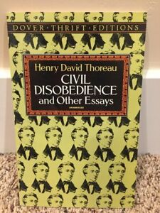 Civil Disobedience And Other Essays Henry David Thoreau Book  Image Is Loading Civildisobedienceandotheressayshenrydavidthoreau Essays About Business also Thesis In Essay  Writing Assignments For University