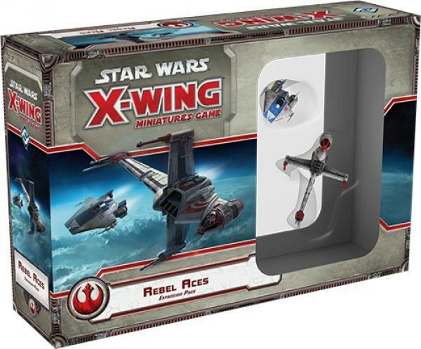 Star Wars X-Wing Aircraft of Rebel Alliance Extension (German) Rebels