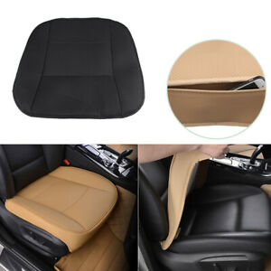 1x-Universal-Car-Seat-Cover-Breathable-PU-Leather-Pad-Mat-For-Auto-Chair-Cushion
