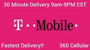 Details about TMOBILE Prepaid Phone Numbers To / For PORT FAST DELIVERY /  DISCOUNTS Available