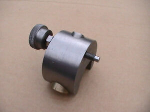 colchester lathe bed stop [mk 1& m2] round& square head ] student / master