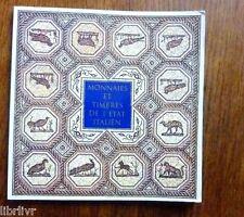 Catalogue d'exposition. MONNAIES ET TIMBRES DE L'ETAT ITALIEN