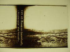 plaque photo guerre 14-18 mont blond cornillet champagne éclatement fusant WWI