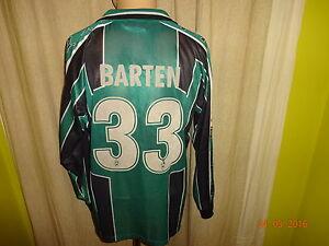 Werder-Bremen-Puma-Langarm-Matchworn-Trikot-1999-00-Nr-33-Barten-Gr-L