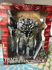 Transformers MOVIE ROTF Leader Megatron MIB 100% COMP. 2009