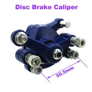 Blue-Disc-Brake-Caliper-For-Motovox-MBX10-MBX11-MBX12-MM-B80-Mini-Bike-Parts