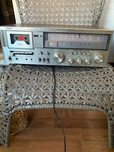 Details about Yorx Model M2400 Vintage Stereo Receiver AM FM Radio Vintage  Audio Equipment