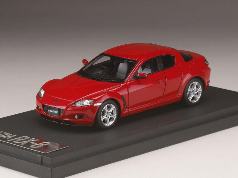 online al mejor precio Mark 43 PM4342R PM4342R PM4342R 1 43 Mazda RX-8 SE3P Velocidad Rojo Mica modelo coches  Los mejores precios y los estilos más frescos.