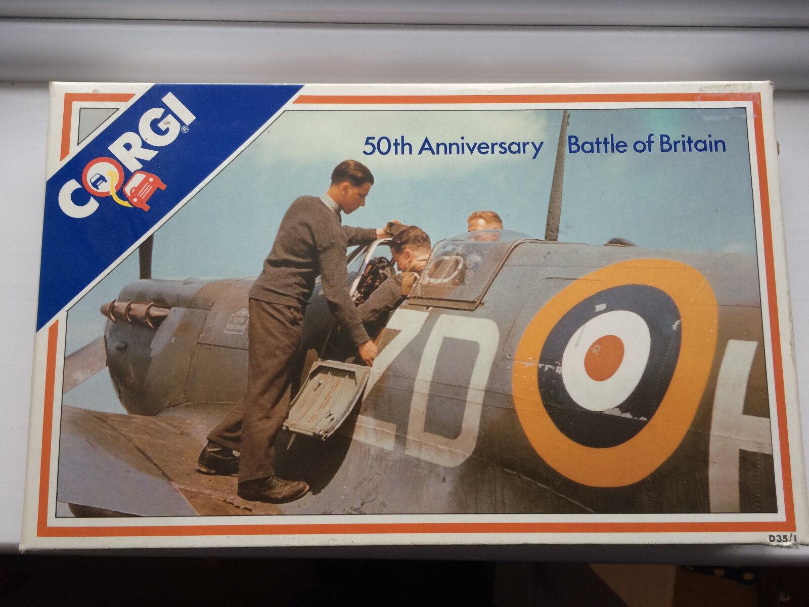 Corgi Battle of Britain 50th Anniversary Model Collection