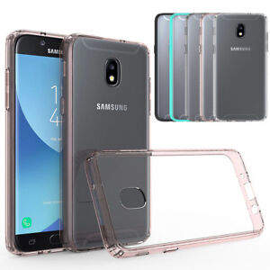 Antichoc-Thin-Hard-Case-Cover-Pour-Samsung-Galaxy-J3-J7-2018-Express-Prime-3