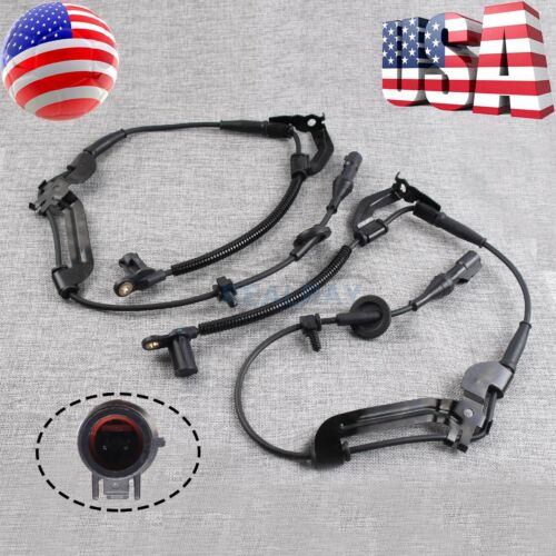 New Front Left  /& Right ABS Wheel Speed Sensor For 2001-2008 Ford Escape XLS XLT