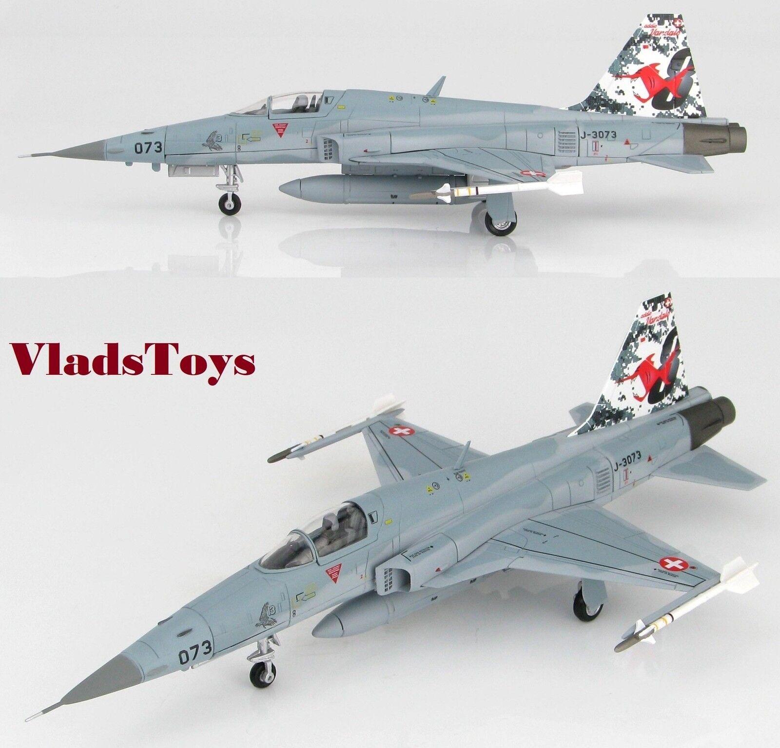 Hobby Master 1:72 F-5E Tiger II Suizos Fuerza Aérea 8 Staffel Switzerland HA3330