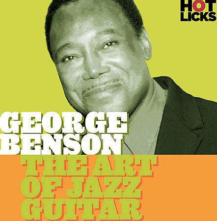 George Benson The Art Of Jazz Guitar Dvd 2006 For Sale Online Ebay