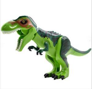 New Green Tyrannosaurus T Rex Jurassic World Dinosaur Park Ebay