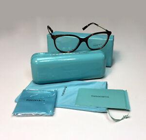 243dd599e541 Tiffany   Co TF2168F 8255 Brown   Grey Oval Asian Fit Designer ...