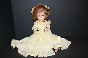 Vintage-18-034-Composition-Madame-Alexander-039-Princess-Margaret-Rose-039