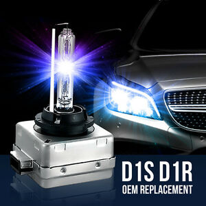 2 d1s d1r 6000k oem hid xenon headlight replacement for. Black Bedroom Furniture Sets. Home Design Ideas