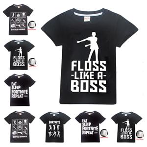 Figure Girls T-shirts Tops Shirts Costume Boys tshirts Gift UK