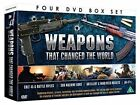 Weapons That Changed The World 5060294375630 DVD Region 2