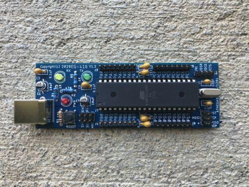 *NEW* 1x USB Dev BRD KIT ATMEGA16//32//164//324//ATMEGA644//ATMEGA1284//8535 Arduino