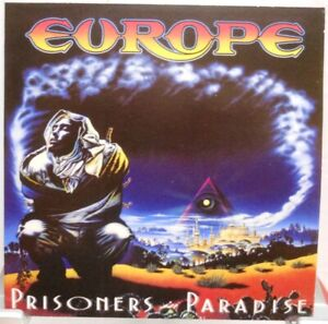 EUROPE + CD + Prisoners In Paradise + Special Edition mit 12 starken Rock Songs