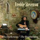 Freddie Stevenson - Darkening The Brightening CD
