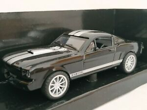 1-43-1965-FORD-SHELBY-MUSTANG-GT350-LICENCIA-COCHE-METAL-ESCALA-SCALE-DIECAST