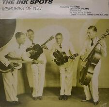 "THE INK SPOTS - MEMORIES OF YOU  12""  LP (P684)"