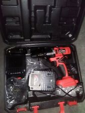 Used 90 New Cordless Impact Wrench 12torque Ratchet Rattle Gun Brushless 550nm
