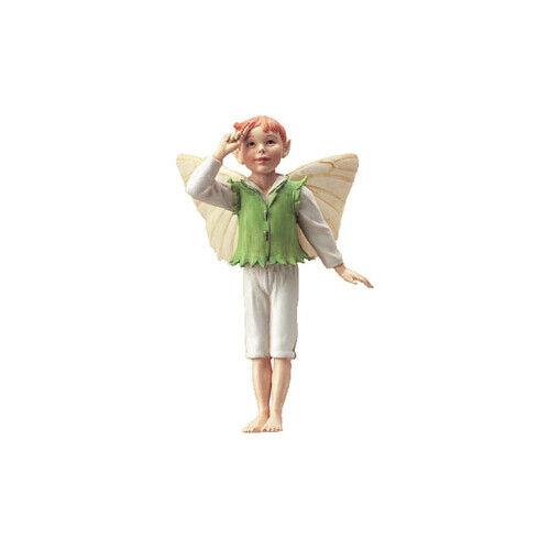 Flower Fairy Lauchkraut Deko Figur Elfe Fee Blumenkind NEU