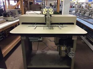 Used Embroidery Machines >> Ultramatic Single Head 4 Color Embroidery Machine Used Ebay