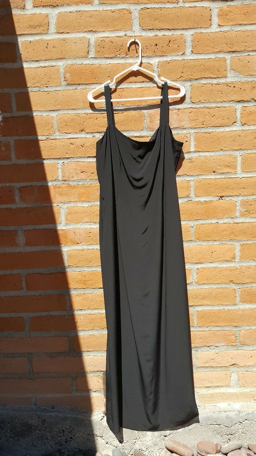 Gorgeous Caterina Collection Size 16 NWT Black Evening Dress