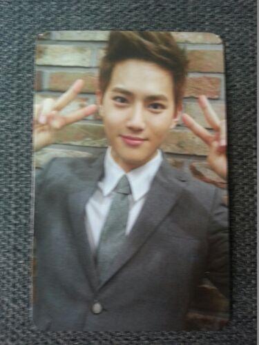 EXO SUHO Official PHOTOCARD 1st Repackage Growl KOREA PRESS Photo Card 수호