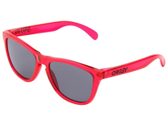 9f7e6dce9d Oakley Frogskins Sunglasses Acid Pink grey Spy1006142618 UPC 700285477787