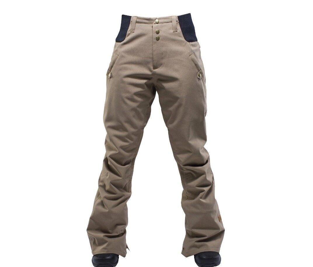 CAPPEL High Wasted Pants  Dammen Winterhose Skihose Snowboardhose Schneehose