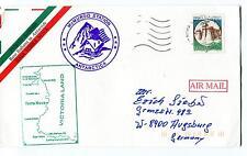 McMurdo Station Victoria Land Base Italiana in Antartide Roma Italy Polar Cover