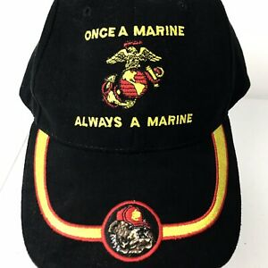 Marine-Eagle-Crest-Ball-Cap-Semper-Fi-USMC-Hat