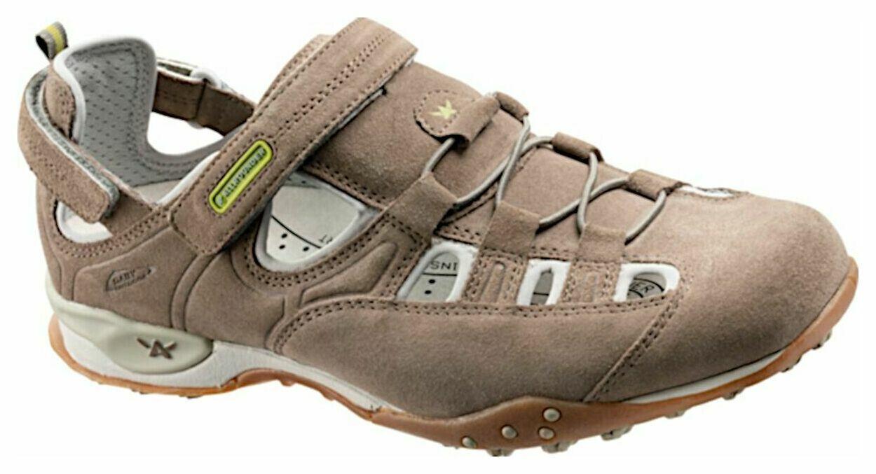 Mephisto Tarantino Men's Sandalised Shoe UK Size 10 Suede Leather Uppers