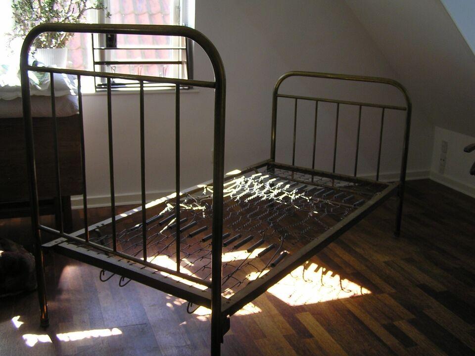messing seng Andet, messing seng, b: 80 l: 199 h: – dba.dk – Køb og Salg af Nyt  messing seng